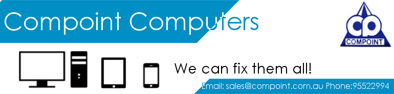 Compoint Computers, est. 1990 - a division of Techland Pty. Ltd.